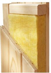 sauna finlandais Équipement de série complet