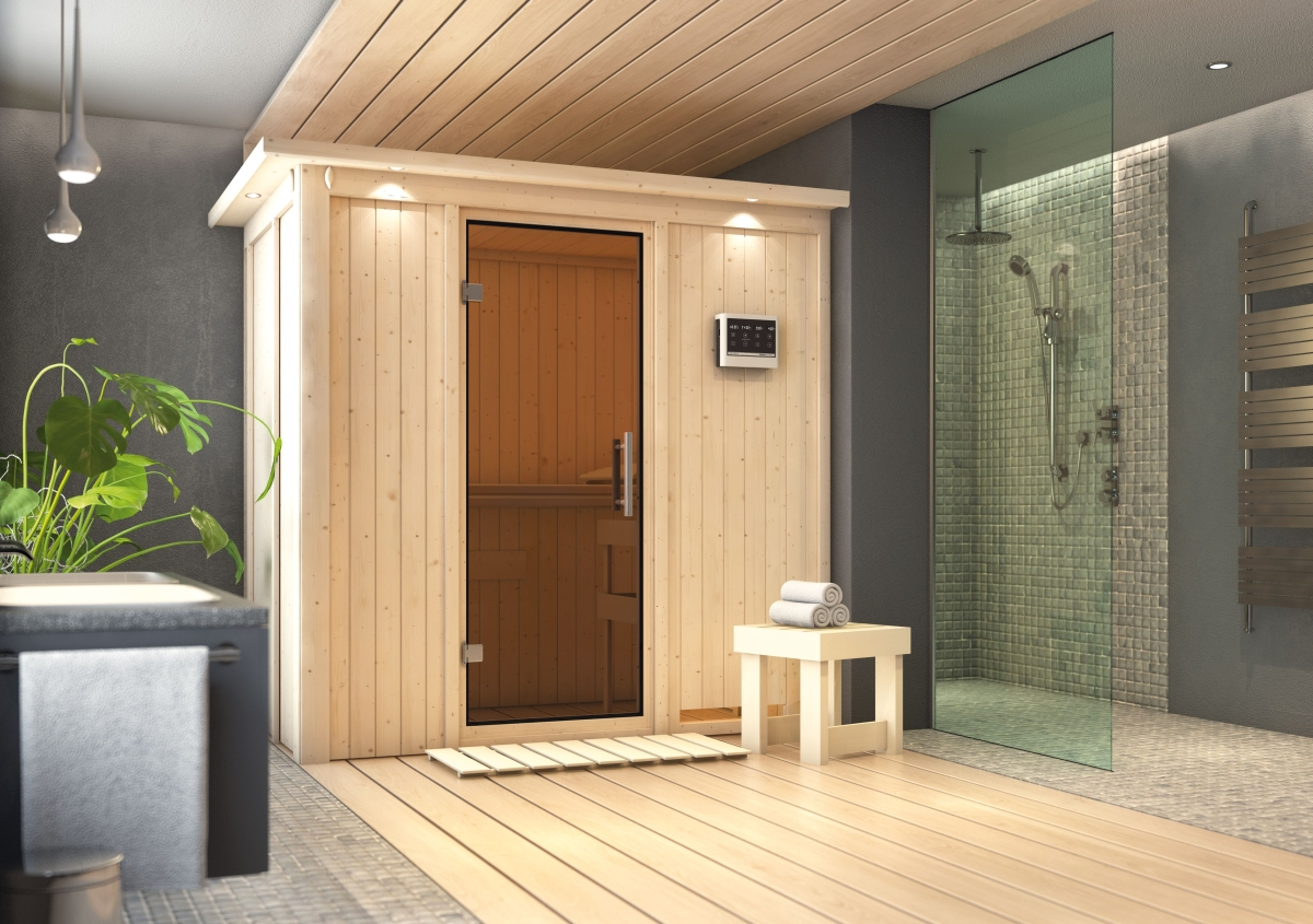 sauna bio en bois specifications technique piscines-france