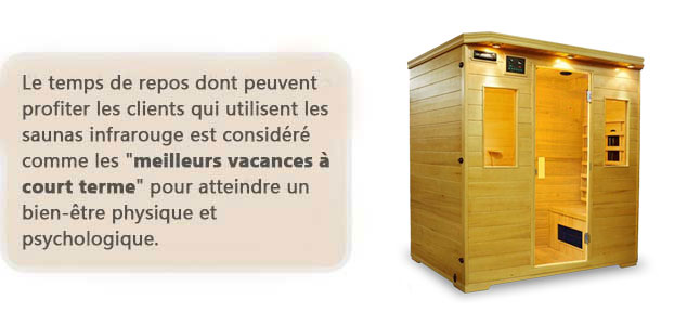 sauna infrarouge interiur piscines-france