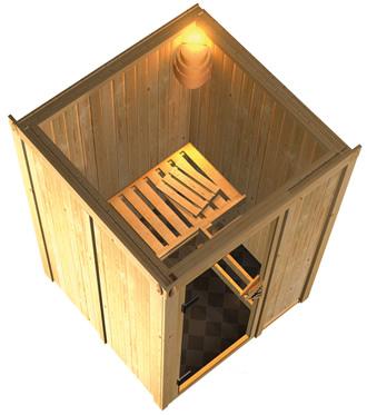 sauna infrarouge specifications technique