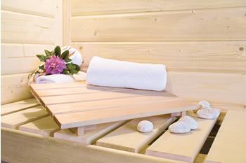 sauna ce qui vous est envoyé