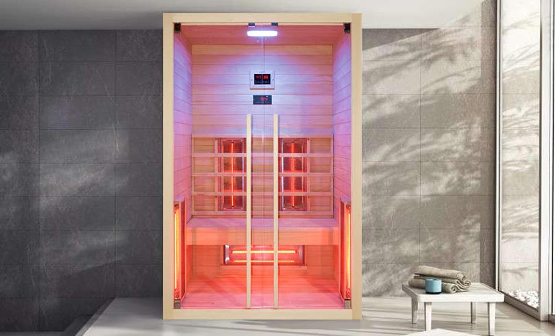 Les avantages d'un sauna à infrarouges