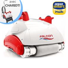 Robot automatique pour fond et paroi piscine FALCON K200