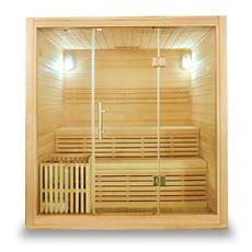 Sauna finlandais Kari 4 places - sauna en kit