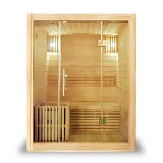 Sauna finlandais Lumi 2 places - sauna en kit complet