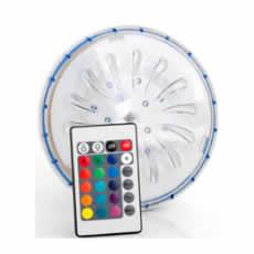 Projecteur LED Muticolore Avec Attache Magnétique