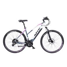 Vélo cross électrique SPORT 4.2 17 vitesses, roues 28''