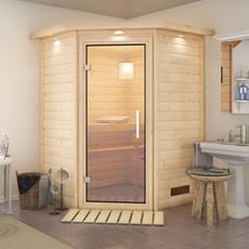 Sauna finlandais Alicia en solide 40 mm