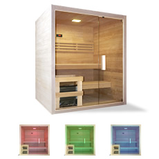 Sauna finlandais Ariane 200 - sauna en kit - vente en ligne