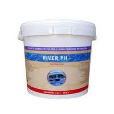 Correcteur réducteur PH- 1,5kg eau de la piscine