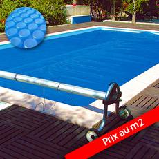 Couverture ISOTHERME à bulles BLEUE BLEUE 400 - prix au m2
