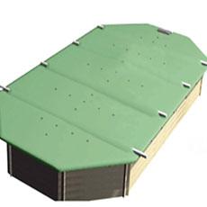 Couvertures CLASSIC pour piscine hors sol