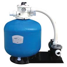 Groupe filtration monobloc SILVER 400