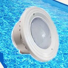 Projecteur 60 LED Blanc compatible béton-liner
