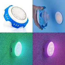 Projecteur LED Couleur Pour Buse De Refoulement