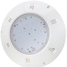 Projecteur Plat 60 LED Blanc À Visser Sur Une Buse