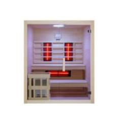 Sauna multifonction finlandais et infrarouge Bea 150