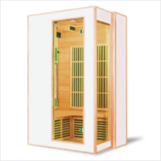 Sauna infrarouge Iris- sauna en kit - sauna de qualité