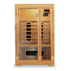 Sauna infrarouge Léonore
