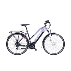 POWER-TREK 3.2 (17) Vélo E-Trekking, Roues 28''